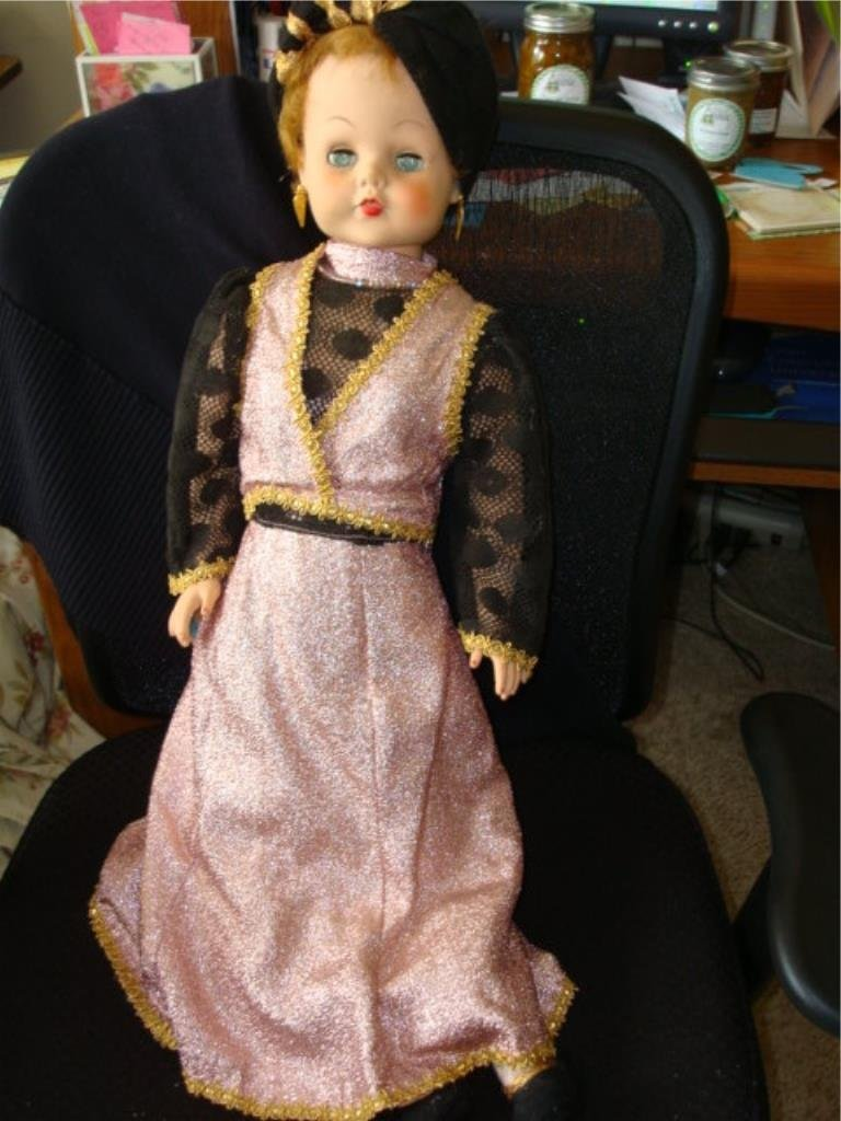 "30"" Doll with Sleep Eyes"