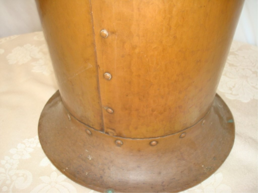 Handel signed Umbrella Stand with Insert - 4