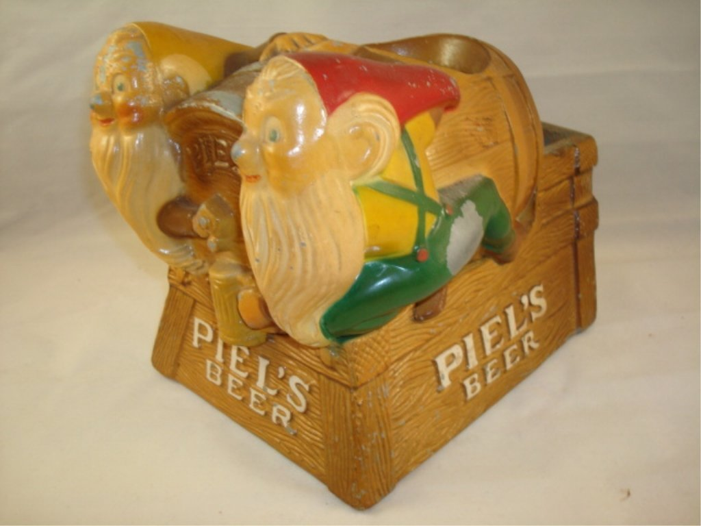 Piel's Beer Gnome Bar Ware Stand