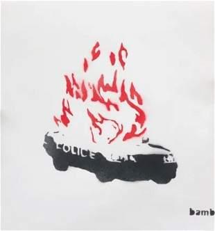 BAMBI - WHEELS ON FIRE