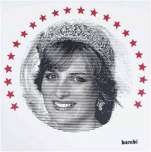 BAMBI - WEAPON OF VOICE - LADY DI (LARGE)