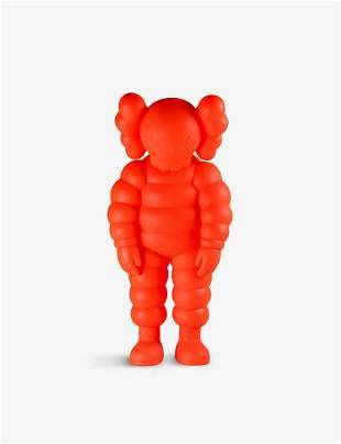 KAWS - WHAT PARTY FIGURE - ORANGE