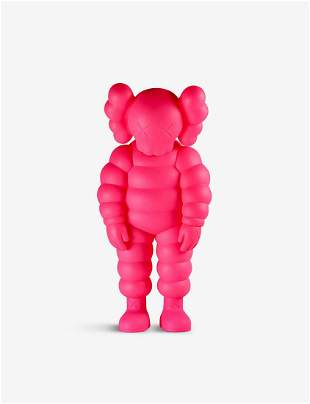 KAWS - WHAT PARTY FIGURE - PINK