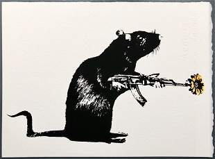 BLEK LE RAT - THE WARRIOR - YELLOW EDITION - AP