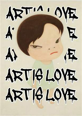 "DEATH NYC - ""ART IS LOVE 7"" - NARA"