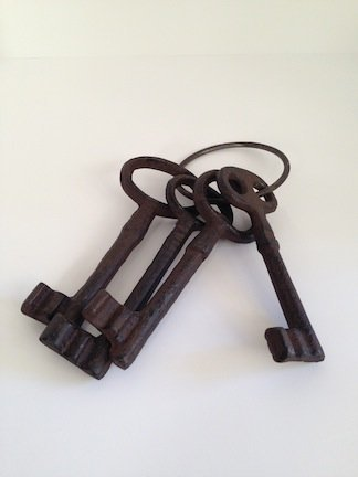 Pirates of the Caribbean: At Worlds End Jail Keys Prop