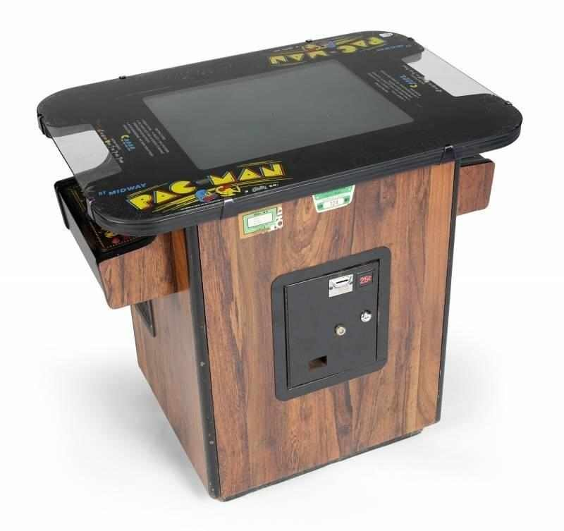 Pac Man table top Arcade game