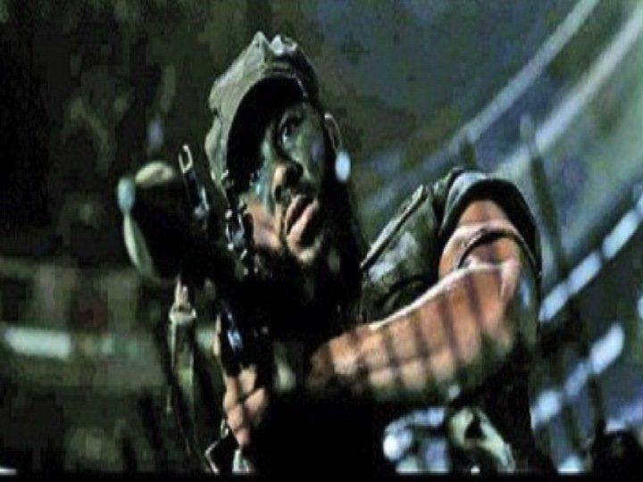 Terminator Salvation Screen Used RPG PROP