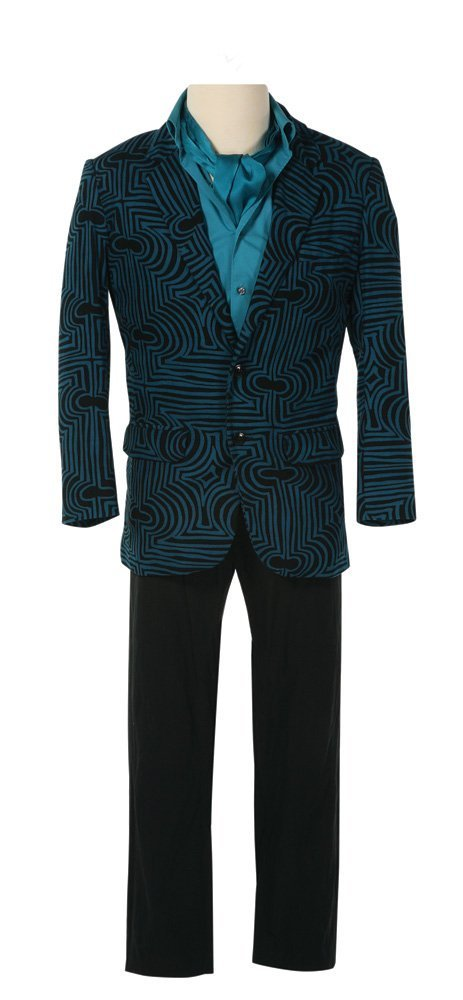 Flavius Screen worn Costume from The Hunger Games