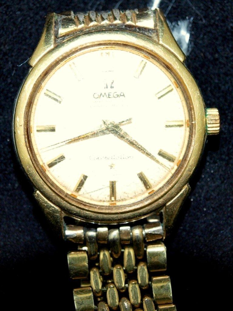 Omega Gents Wrist Watch