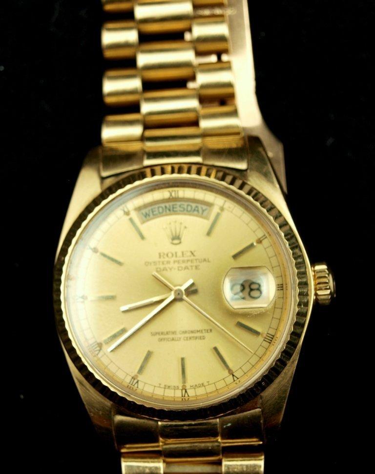 Rolex Gents Wrist Watch