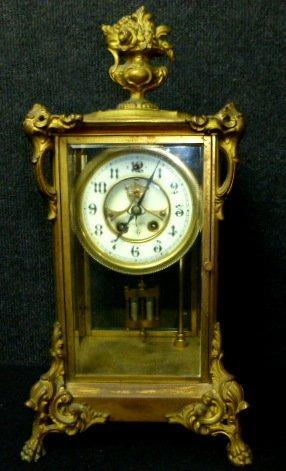 American Mantel Clock