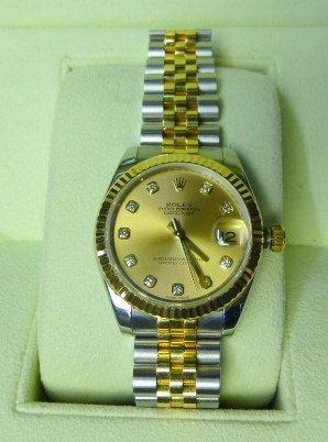 Gents Rolex Watch