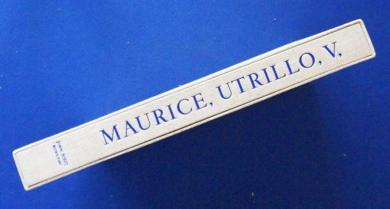 """UTRILLO Maurice : """"Maurice UTRILLO V"""" - 13 LITHOGRAPHS - 9"""