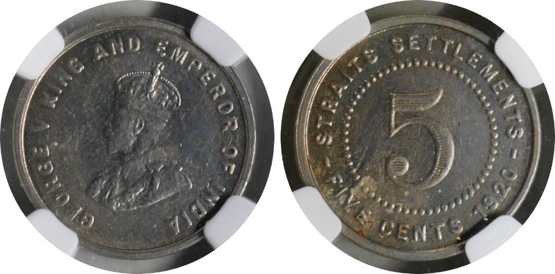 Straits Settlements Coin(s)