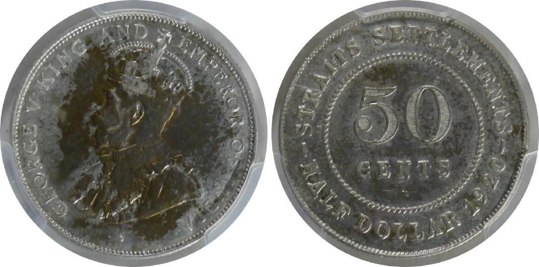 Straits Settlements Coin(s)