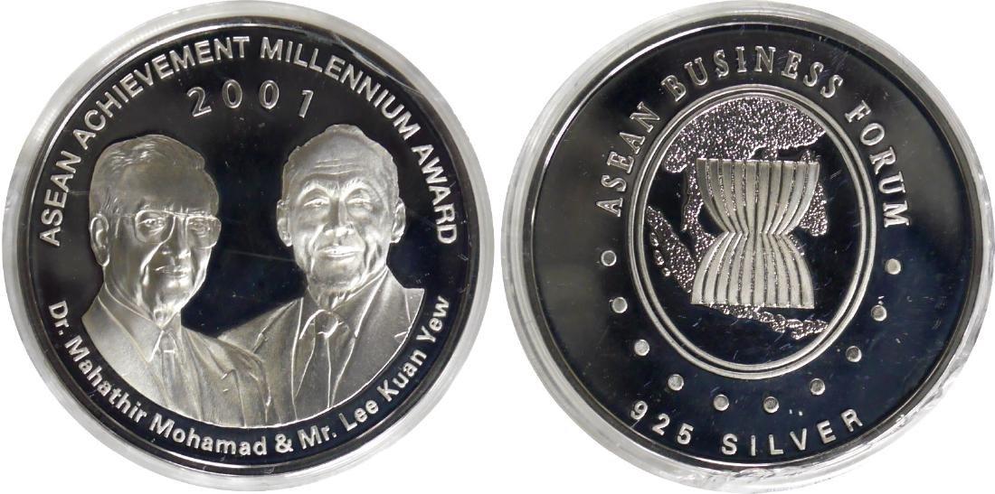 Singapore, Asean Achievement Millennium Award