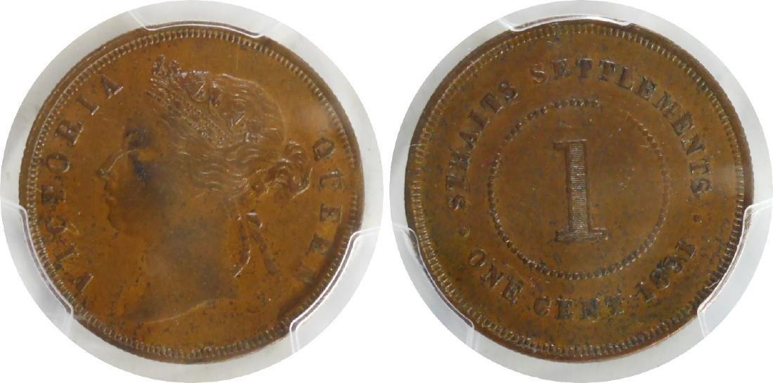 Straits Settlements, Coin(s)