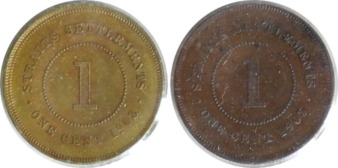 Straits Settlements, Coin(s)