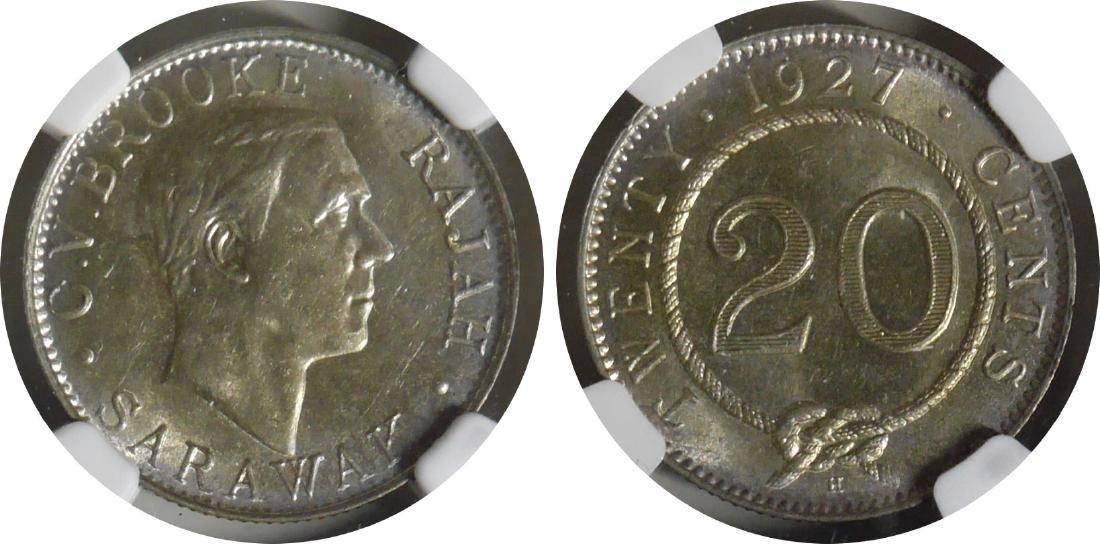 Sarawak, Silver Coin(s)