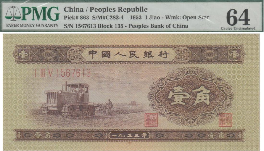 China, RMB, 2nd Series