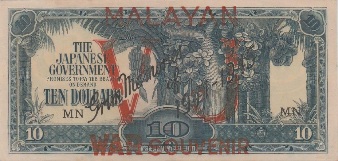 Malaya / Japanese Occupation