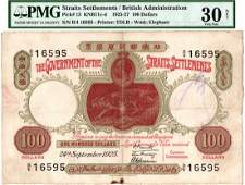 Straits Settlements Banknote(s)