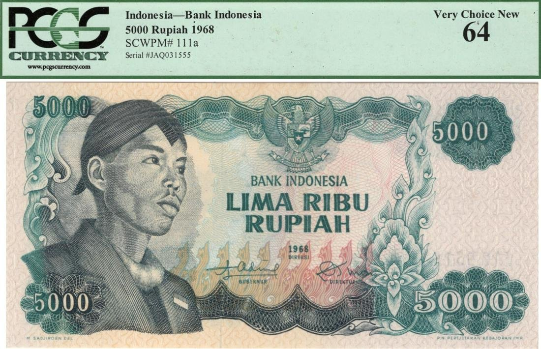 Indonesia Banknote(s)