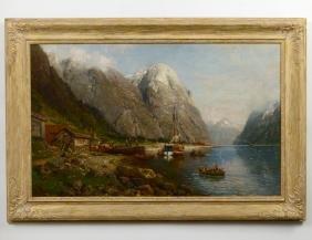 Anders Monsen Askevold (norwegian. 1834-1900)