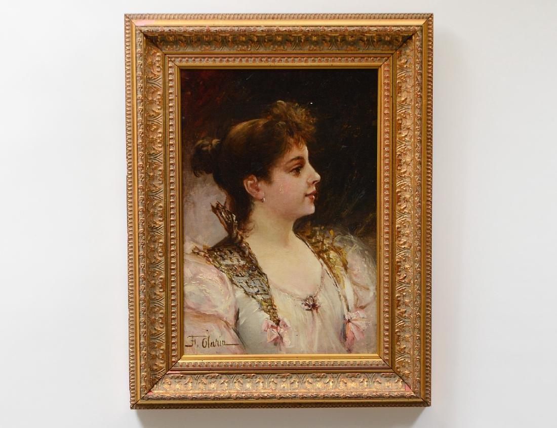 FEDERICO OLARIA (French. 1849-1898)