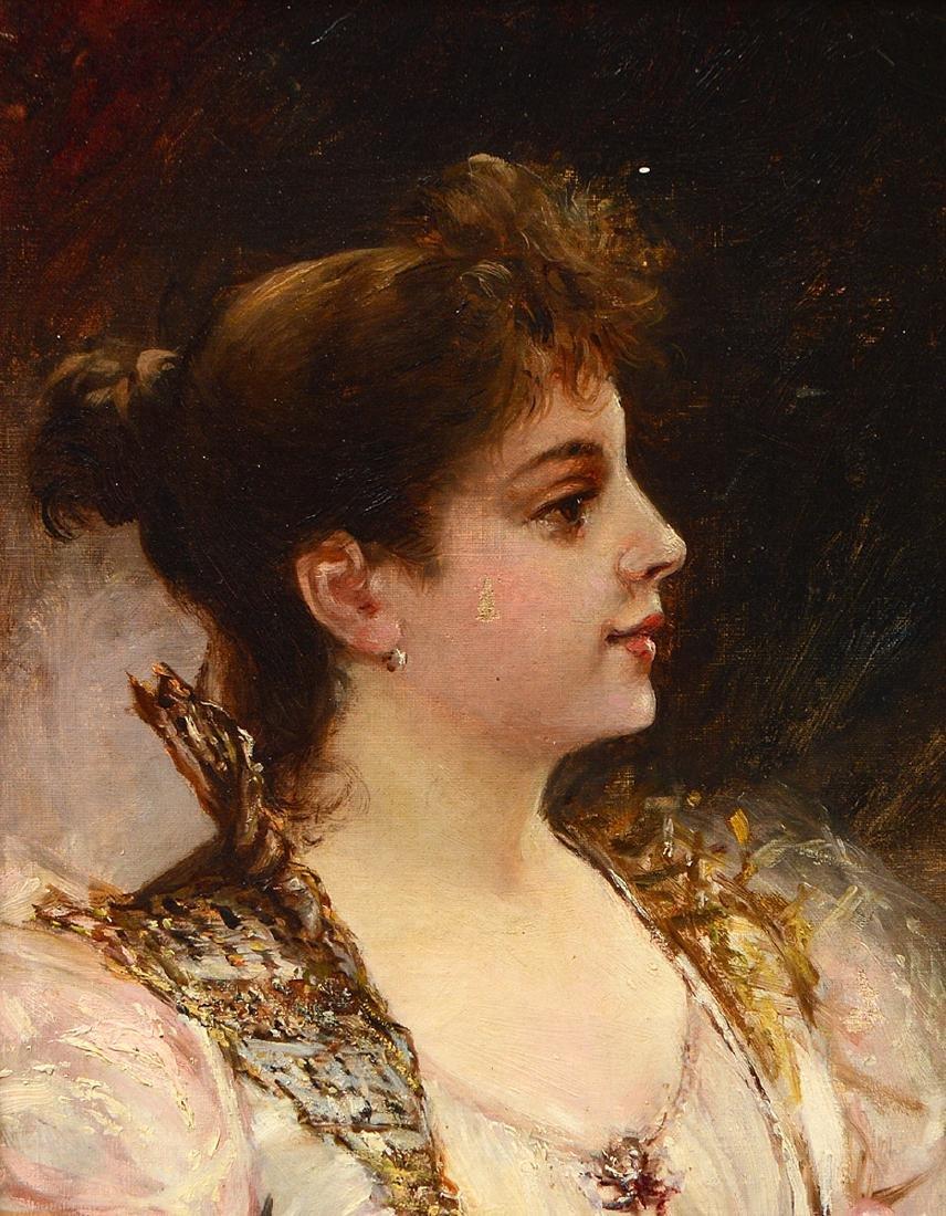 FEDERICO OLARIA (French. 1849-1898) - 2