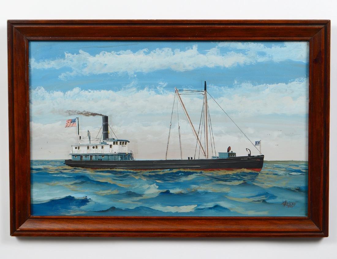 JOE SELBY (American. 1893-1960)
