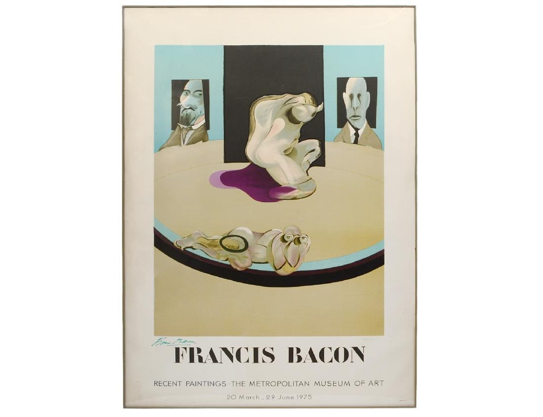 FRANCIS BACON (British. 1909-1992)