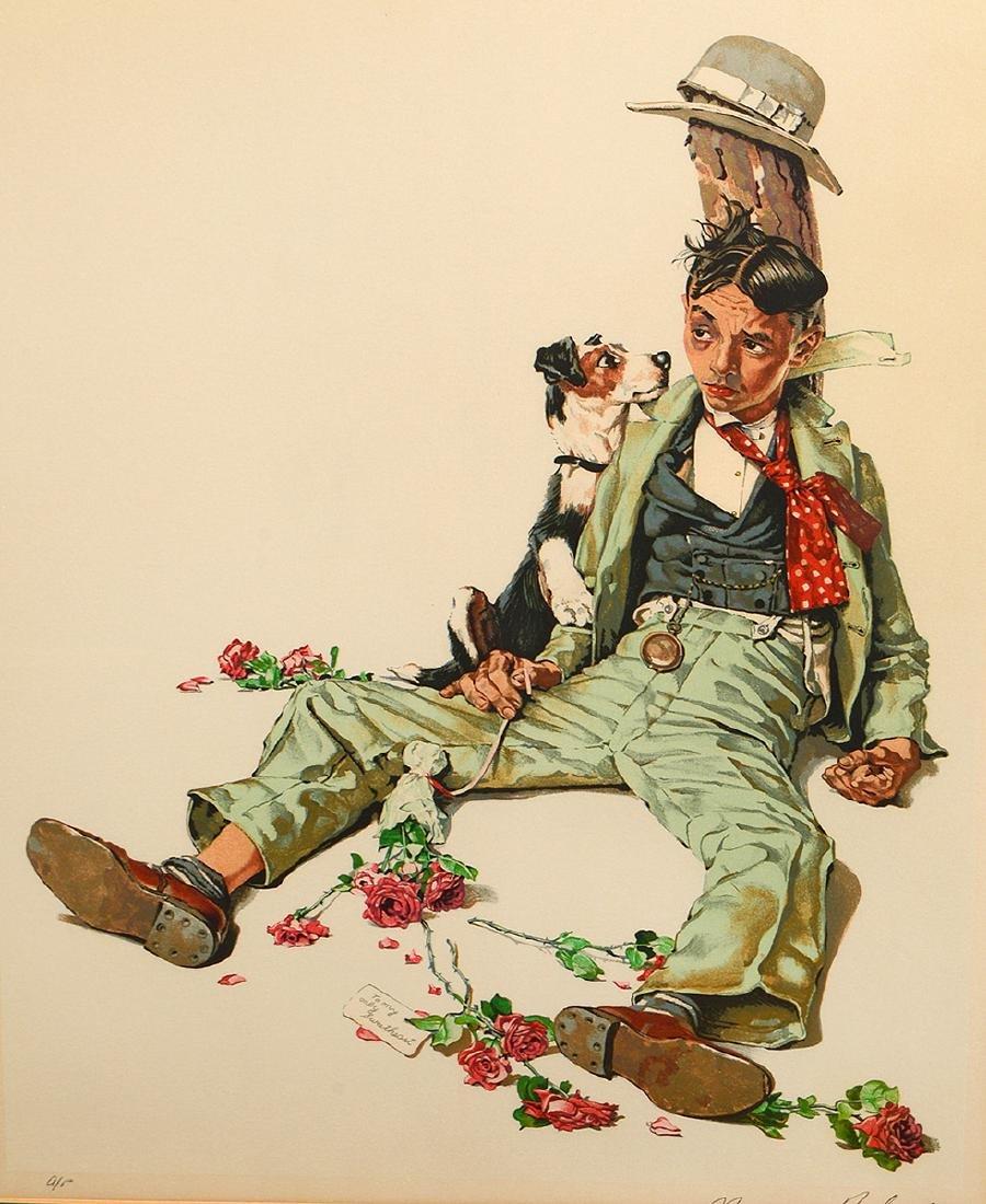 NORMAN ROCKWELL (American. 1894-1978) - 2