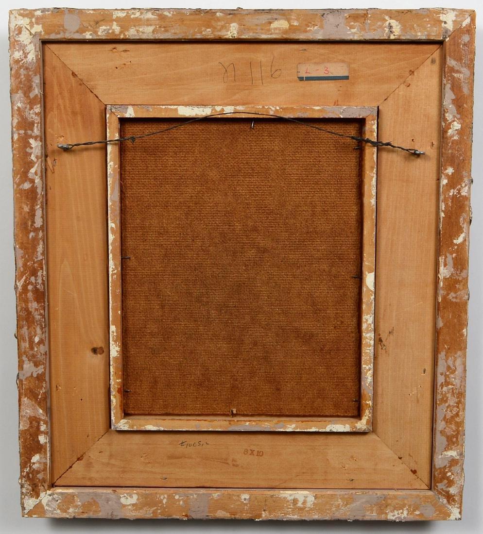 TWO WORKS OF ART BY EDNA (HIBEL) PLOTKIN - 6