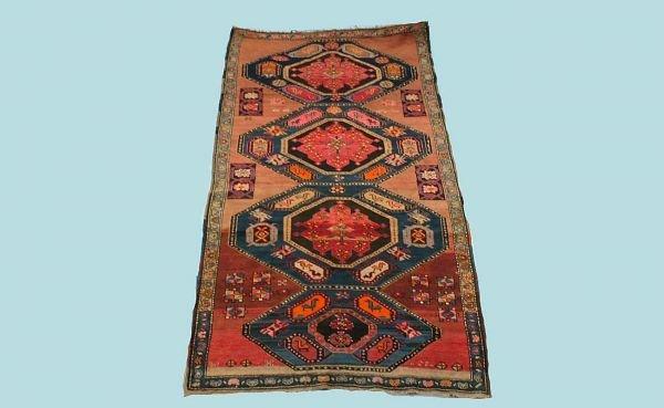 286: Persian Tribal Rug
