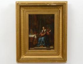 HENDRIK JAN AUGUSTYN LEYS (Belgian. 1815-1869)