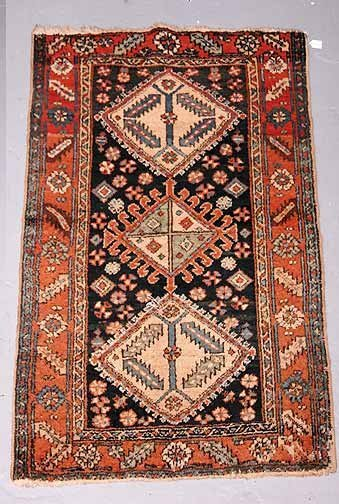 6: Hand Knotted Persian Rug