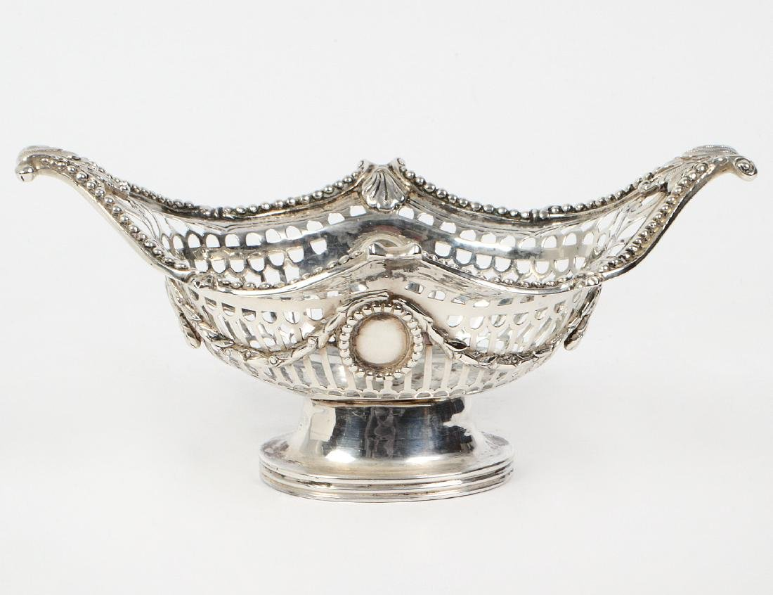 RETICULATED STERLING SILVER BOWL