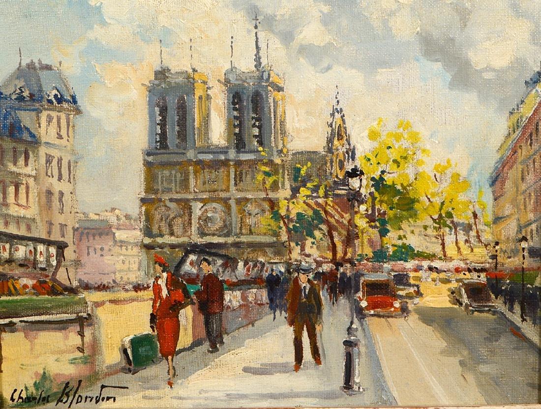 CHARLES BLONDINE (French. 1913-1991) - 4