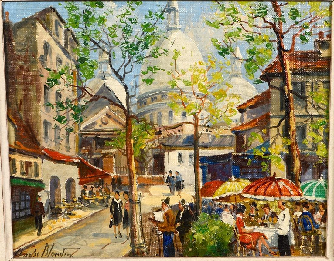 CHARLES BLONDINE (French. 1913-1991) - 7