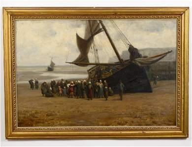 WILLIAM H. NORTON (English/American. 1843-1916)