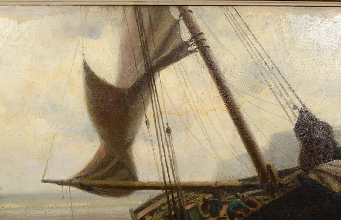 WILLIAM H. NORTON (English/American. 1843-1916) - 4