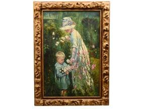 Lot Mid-Summer's Night Art & Antiques Auction
