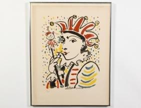 Pablo Picasso (spanish. 1881-1973)