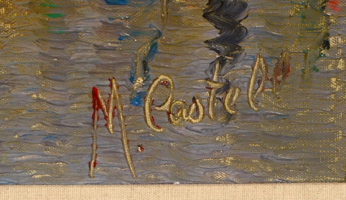 M. CASTEL (Prob. Maurice Castel) (French. B.1927) - 3