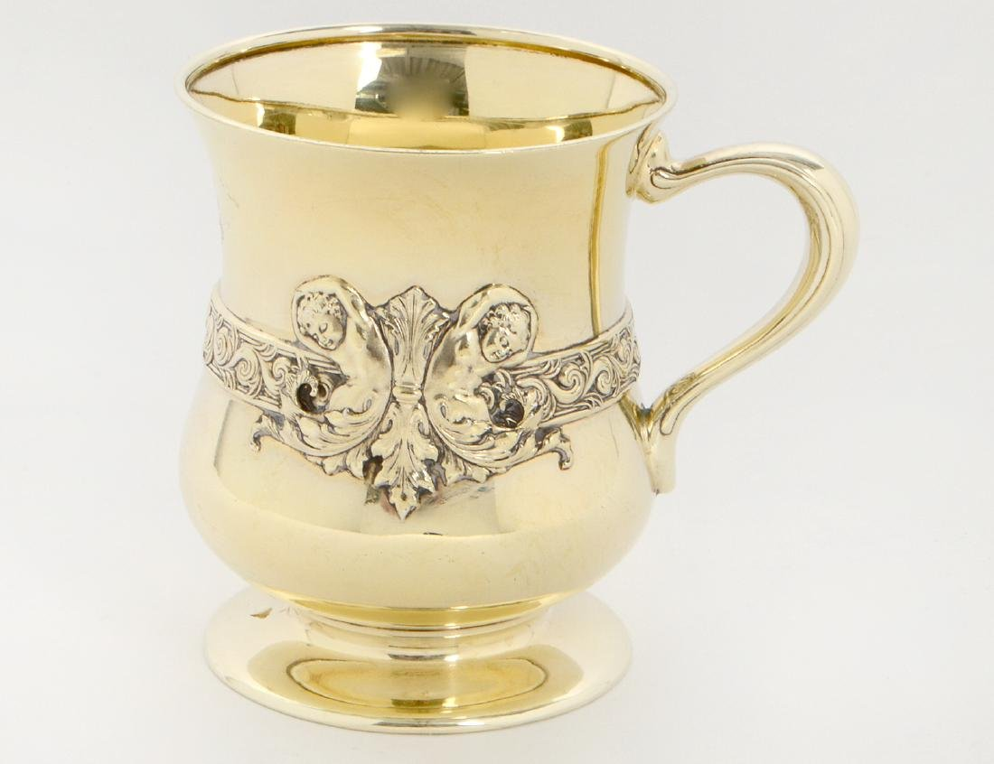 TIFFANY & CO. STERLING SILVER YOUTH CUP