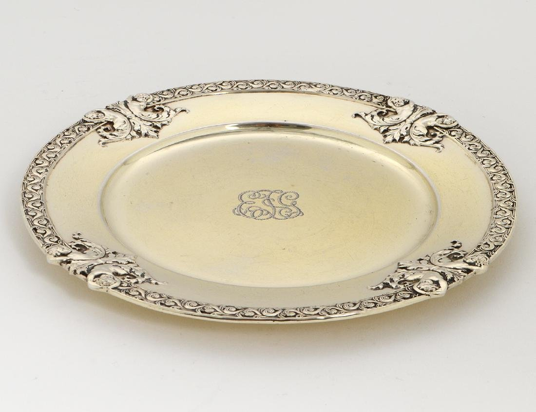 TIFFANY & CO. STERLING PLATE