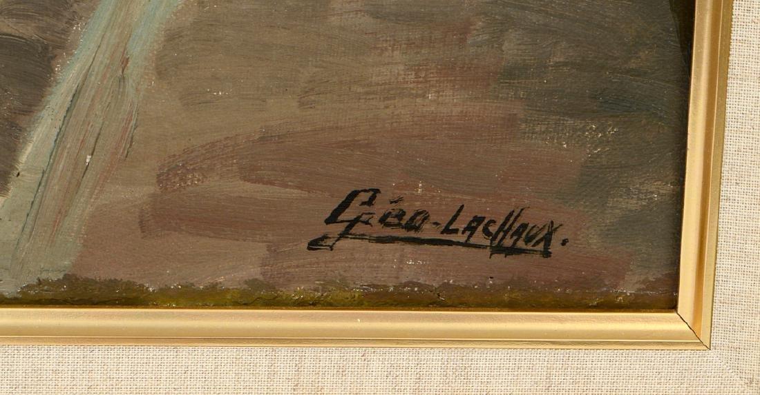 GEO LACHAUX (French. B. 1891) - 2