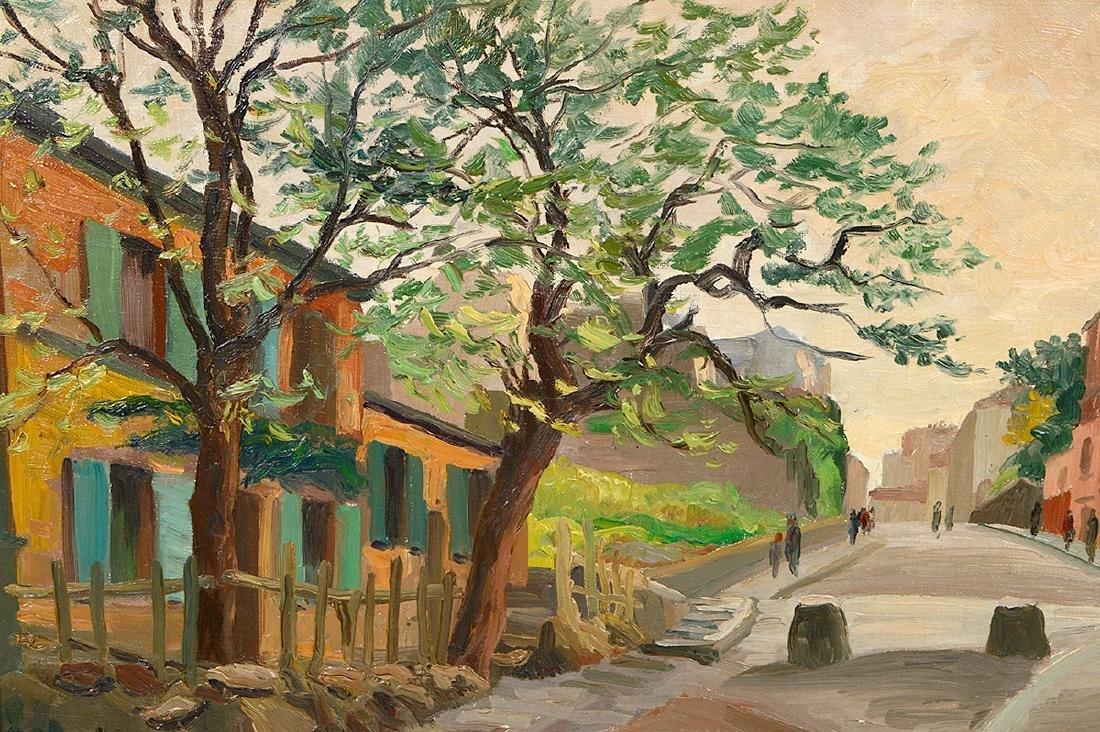 GEO LACHAUX (French. B. 1891) - 4